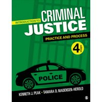 Introduction to Criminal Justice : Practice and Process (Edition 4) (Paperback)