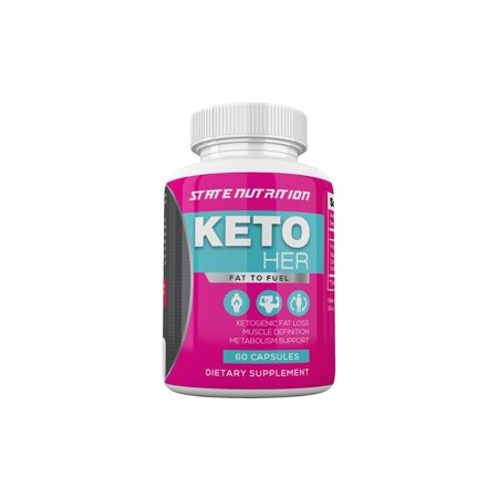 Keto Her - Burn Fat Instead of Carbs Ketogenic Weight Loss