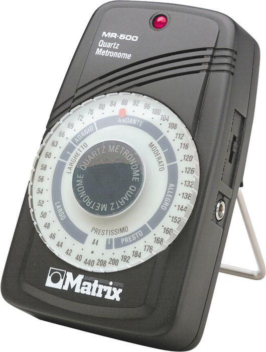 Matrix MR500 Quartz Metronome by Matrix