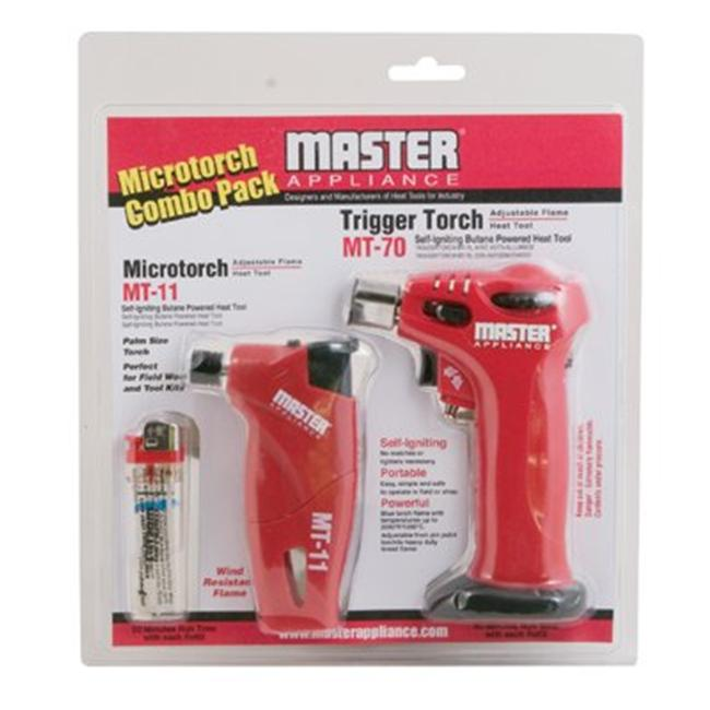Master Appliance 467-MT-70P Mt-70P Triggertorch Promo Pack