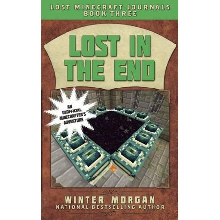 Lost In The End  Lost Minecraft Journals  Book Three