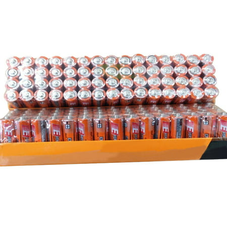 100 Aa Batteries Extra Heavy Duty 1 5v 100 Pack Wholesale