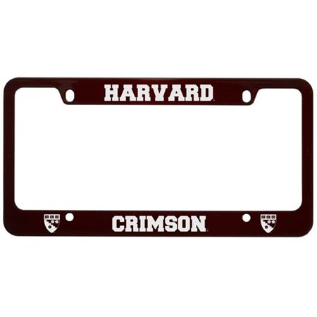 LXG Harvard University - License Plate Frame, Burgundy - Walmart.com