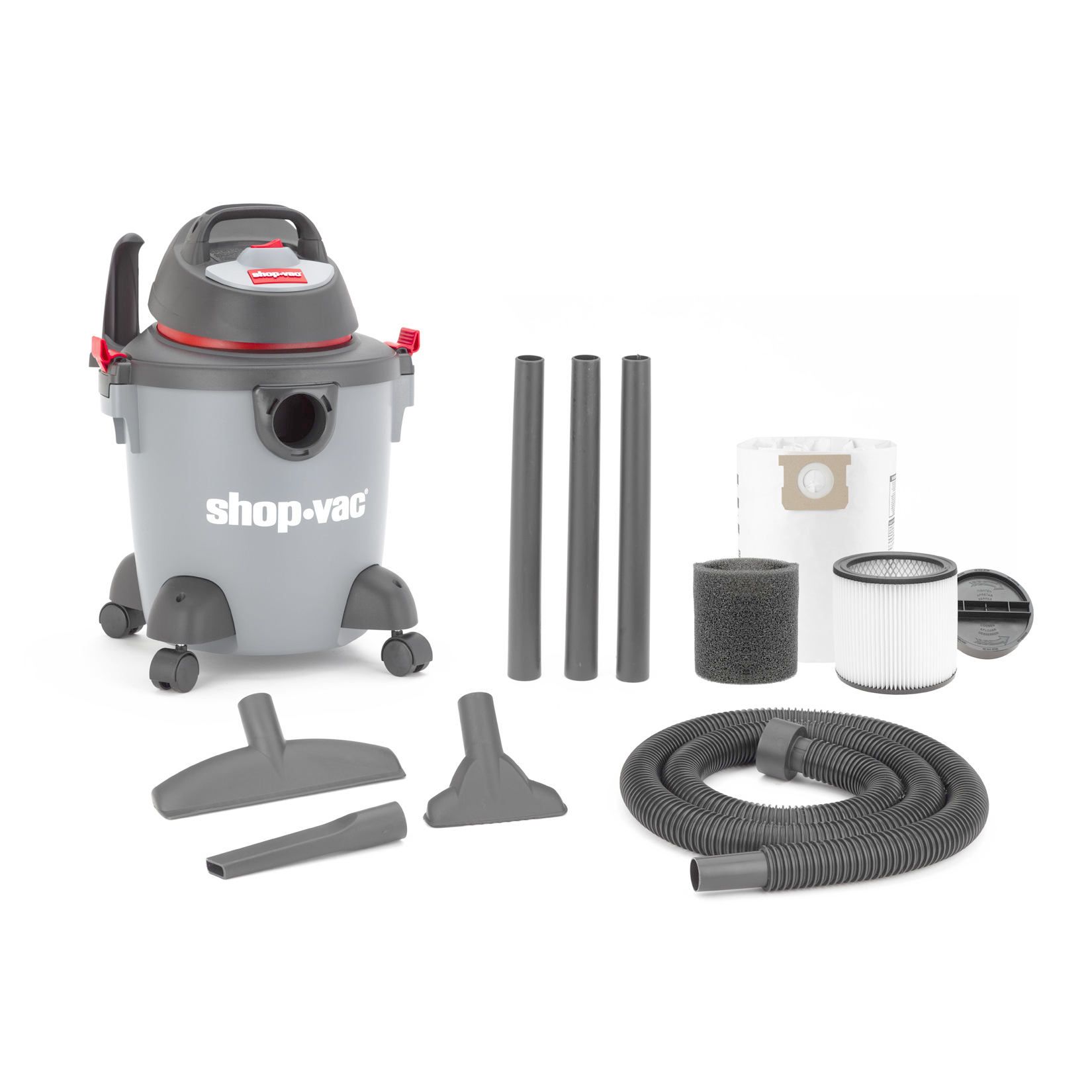 Shop Vac 598-25-00 5 Gallon 2.0 HP Hardware Series Wet & Dry Vacuum by SHOP VAC CORPORATION