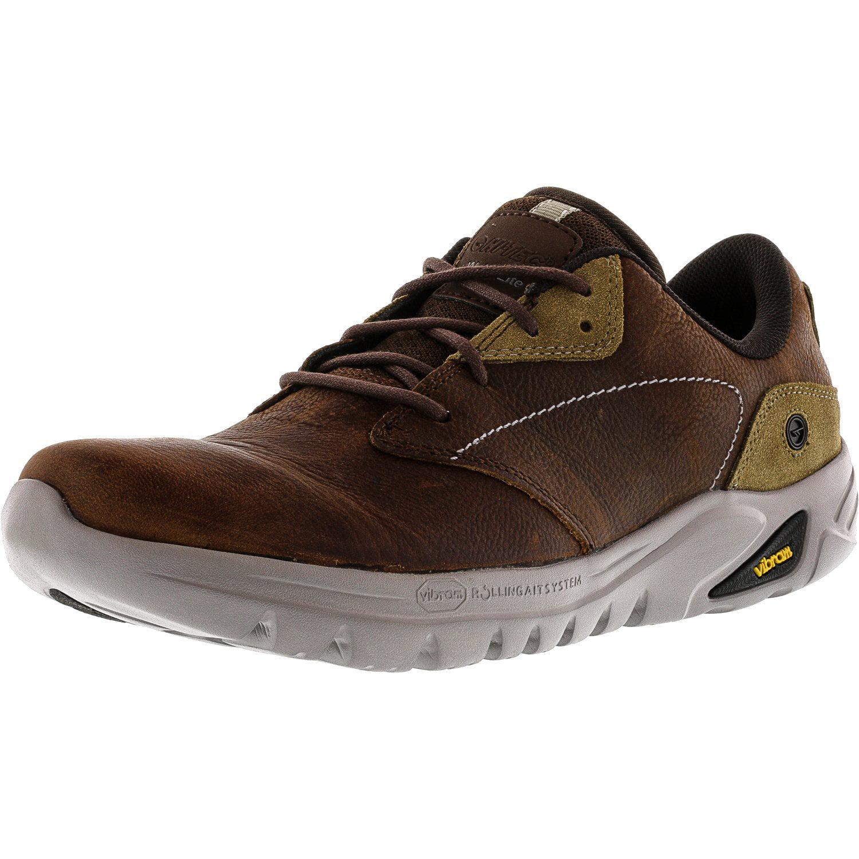 Hi-Tec Men's V-Lite Walk-Lite Witton Tan Ankle-High Walking Shoe 9.5M by Hi-Tec