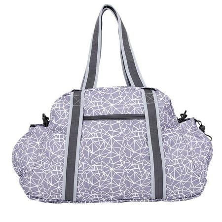 HERCHR Multifunctional Oxford Cloth Sport Gym Yoga Mat Storage Bag Carrier Detachable Strap , Multifunctional Yoga Mat Bag, Yoga Mat Storage Carrier ()