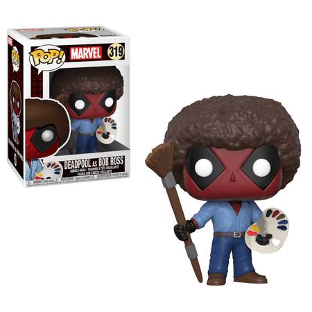 Deadpool Stats (Funko Pop! Marvel: Deadpool as Bob)