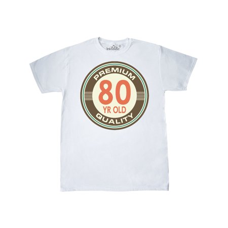 Funny 80th Birthday Vintage T Shirt