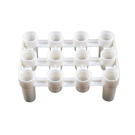 FastFerment FastRack Bottle Drying Rack - Bottle Drying Tree alternative; Dry & Store your Wine or Bomber/Belgian Bottles; Perfect addition to your Wine Fermentation Kit -