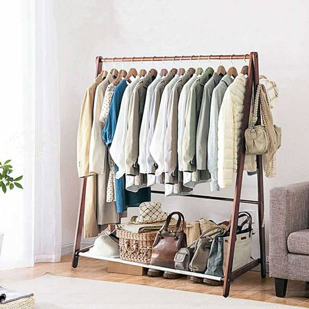 Dl Furniture Laundry Drying Rack Stand Garment Rack