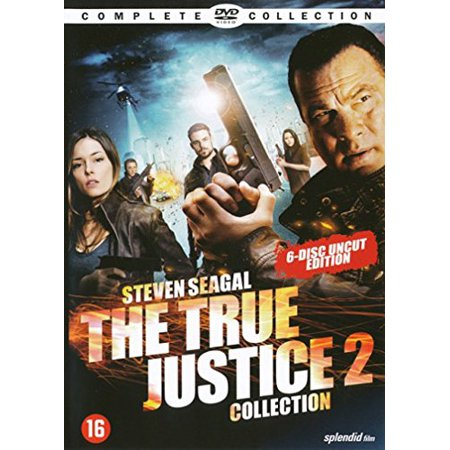 True Justice 2 Collection - 6-DVD Box Set ( Vengeance is Mine / Blood Alley / Violence of Action / Angel of Death / Dead Drop / One Shot One Life ) [ NON-USA FORMAT, PAL, Reg.2 Import - Netherlands ]