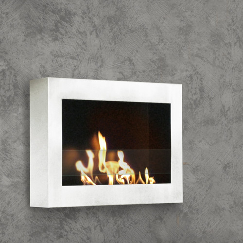 Anywhere Fireplaces SoHo Wall Mounted Bio Ethanol Fireplace