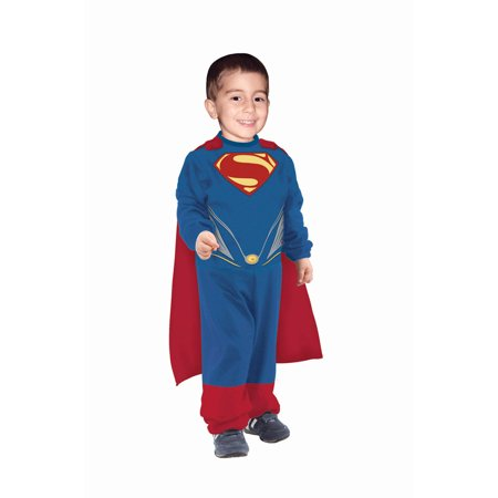 Toddler superman tiny tikes costume by rubies 886889 Toddler (2-4t) - Toddler Superman Costumes
