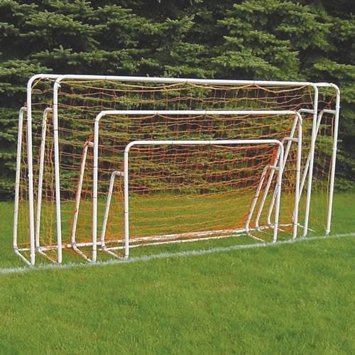 Port Short Sided Powder Coated Goal (4 ft. x 6 ft.)