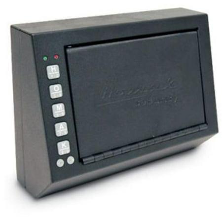 Homak HOM-HS10036683 Electronic Access Pistol Box,