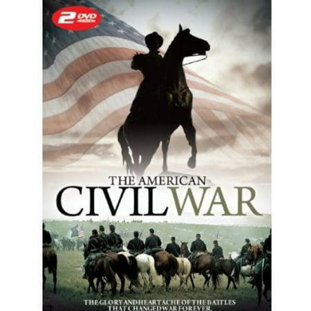 The American Civil War (DVD) - Civil War Pistol