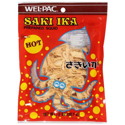 WP CUTTLEFISH (IKA SAKI) HOT by Jfc International