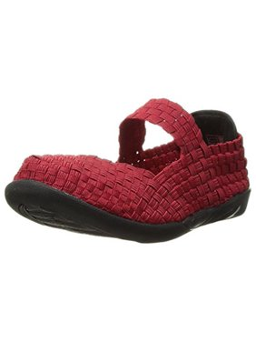 Kids Bernie Mev Girls Cuddly Slip On Mary Jane Flats