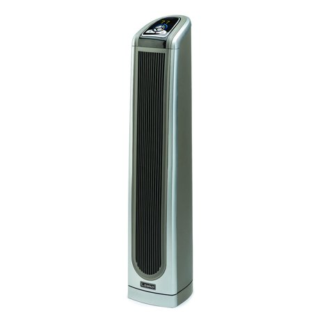 Lasko 5588 Electronic Ceramic Tower Heater with Logic Center Remote