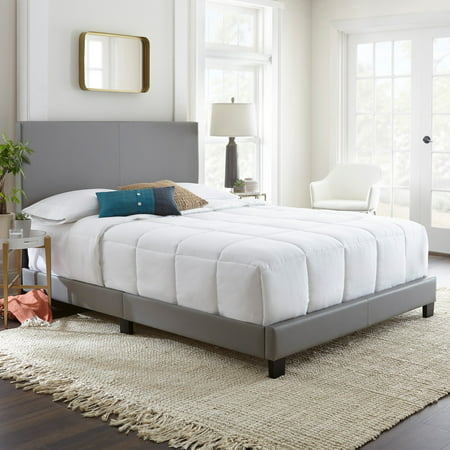 Pure Posture Greyson Panel Bed (Black King Panel Bed)