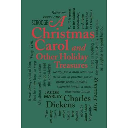 A Christmas Carol: And Other Holiday Treasures by