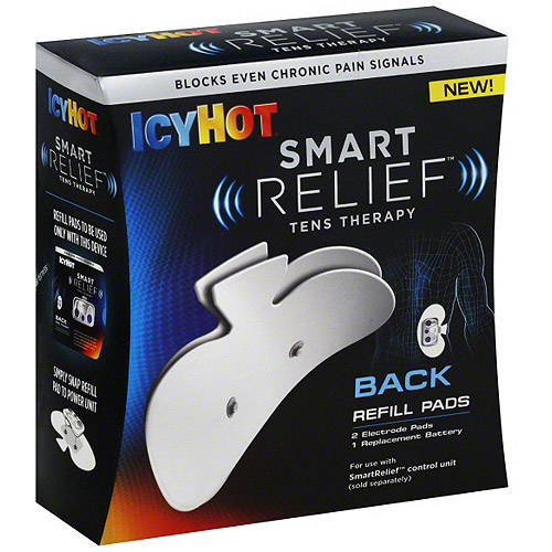 Icy Hot Smart Relief Back & Hip Refill Kit