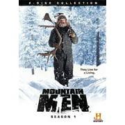 MOUNTAIN MEN-SEASON 1 (DVD) (ENG/SPAN SUB/ENG SDH/2.0 DOL DIG) (DVD)