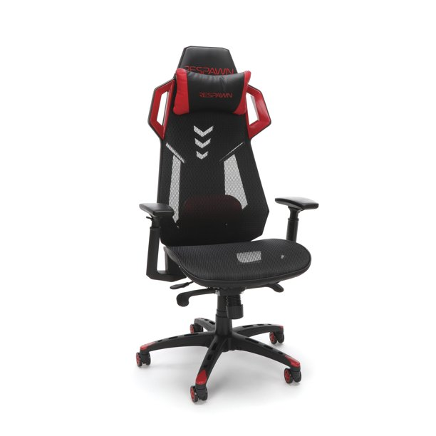RESPAWN-300 Ergonomic Racing Style Gaming Chair, Red (RSP-300)