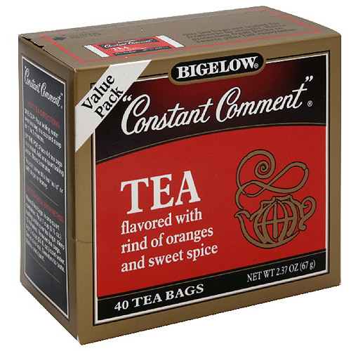 Bigelow Constant Comment Tea, 2.37 oz (Pack of 6)