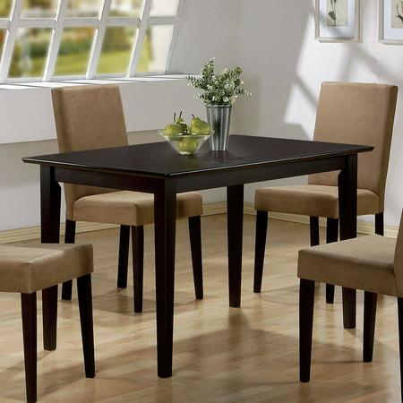 coaster company clayton dining table - Dining Room Set Walmart