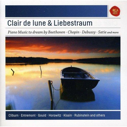 Clair De Lune / Liebestraum / Fur Elise / Various