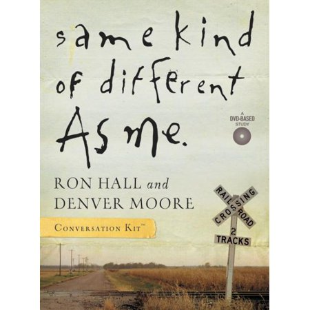 Same Kind Of Different As Me Dvd Based Conversation Kit