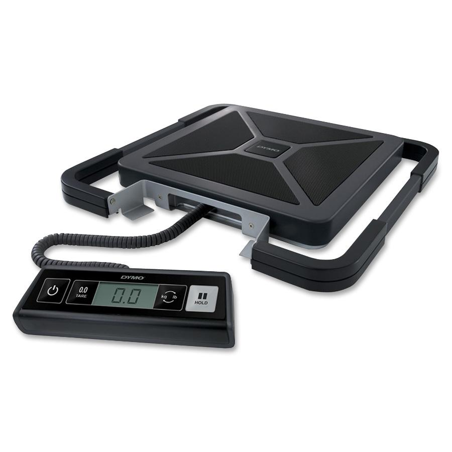 Travergo Digital Scale with Buckle Clasp Black TR1320BK 6 Units