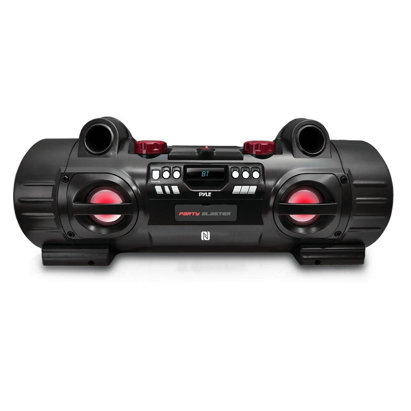 Pyle Pro Pbmspg80 Party Blaster Boombox With Bluetooth & Nfc by Pyle