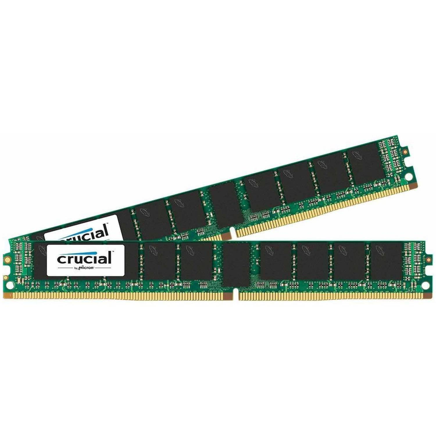 Crucial 32GB Kit (16GB x 2) DR4 PC4-17000 RAM Module