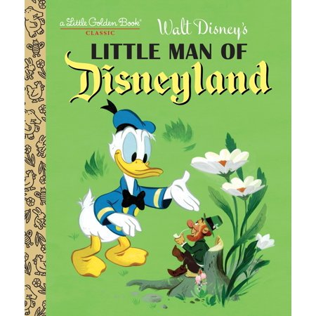 Little Man of Disneyland (Hardcover)