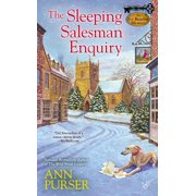 The Sleeping Salesman Enquiry - eBook