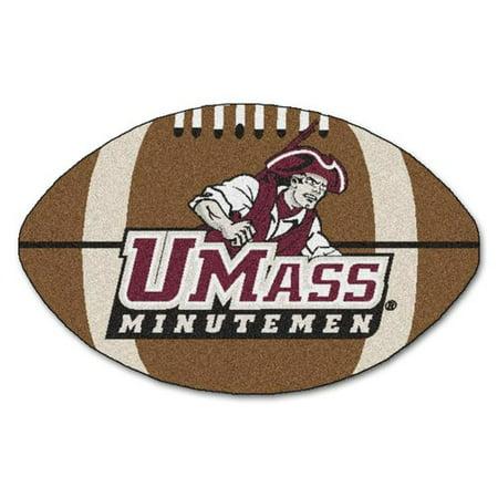 FANMATS NCAA University of Massachusetts Football Mat