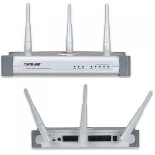 INTELLINET 524988 Wireless 450 Dual-Band Gigabit Router