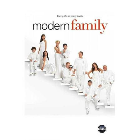 Modern Family Poster  Tv  Mini Promo