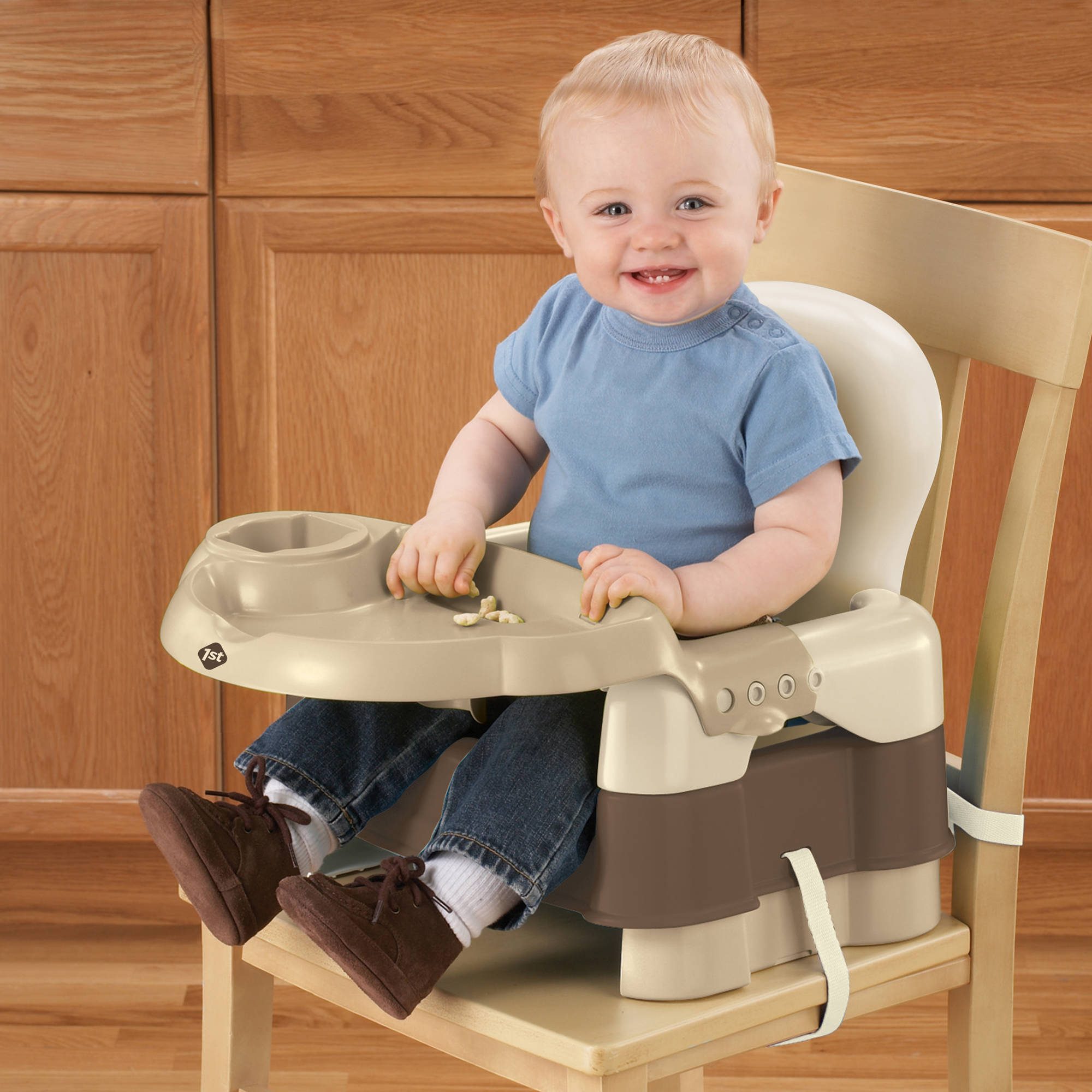 Safety 1st Sit, Snack and Go Convertible Booster Seat, Decor