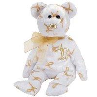 TY Beanie Baby - 2004 SIGNATURE BEAR