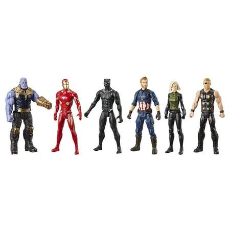 Marvel Avengers: Infinity War Titan Hero Assembled