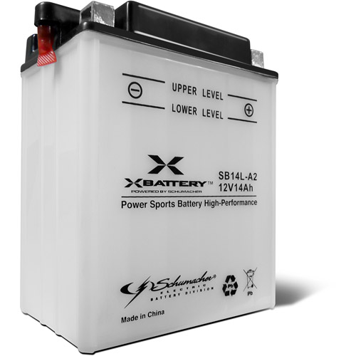 Schumacher Electric 12V 160CCA Battery