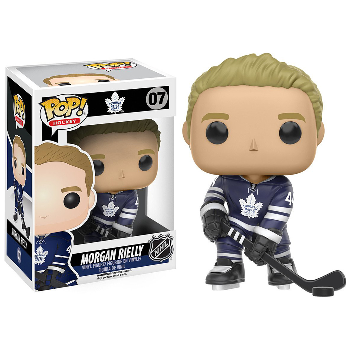 FUNKO POP! NHL: NHL - MORGAN RIELLY