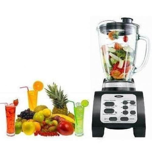 OSTER BRLY07-Z00 600 Watt All-in one Fusion Blender & Food Processor 220V Will