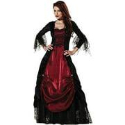 vampire gothic adult halloween costume - Halloween Costumes Vampire For Girls