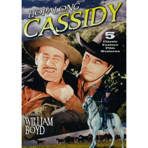 Hopalong Cassidy, Vol. 1 (Full Frame)