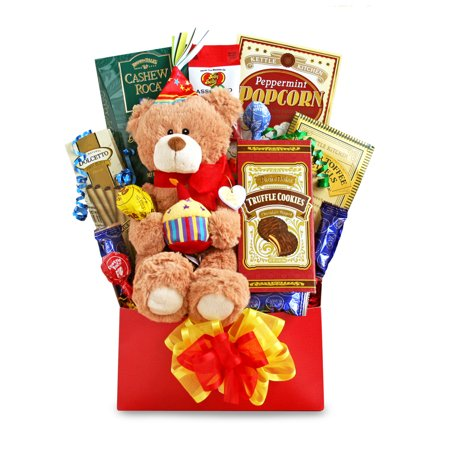 California Delicious Beary Happy Birthday Gift