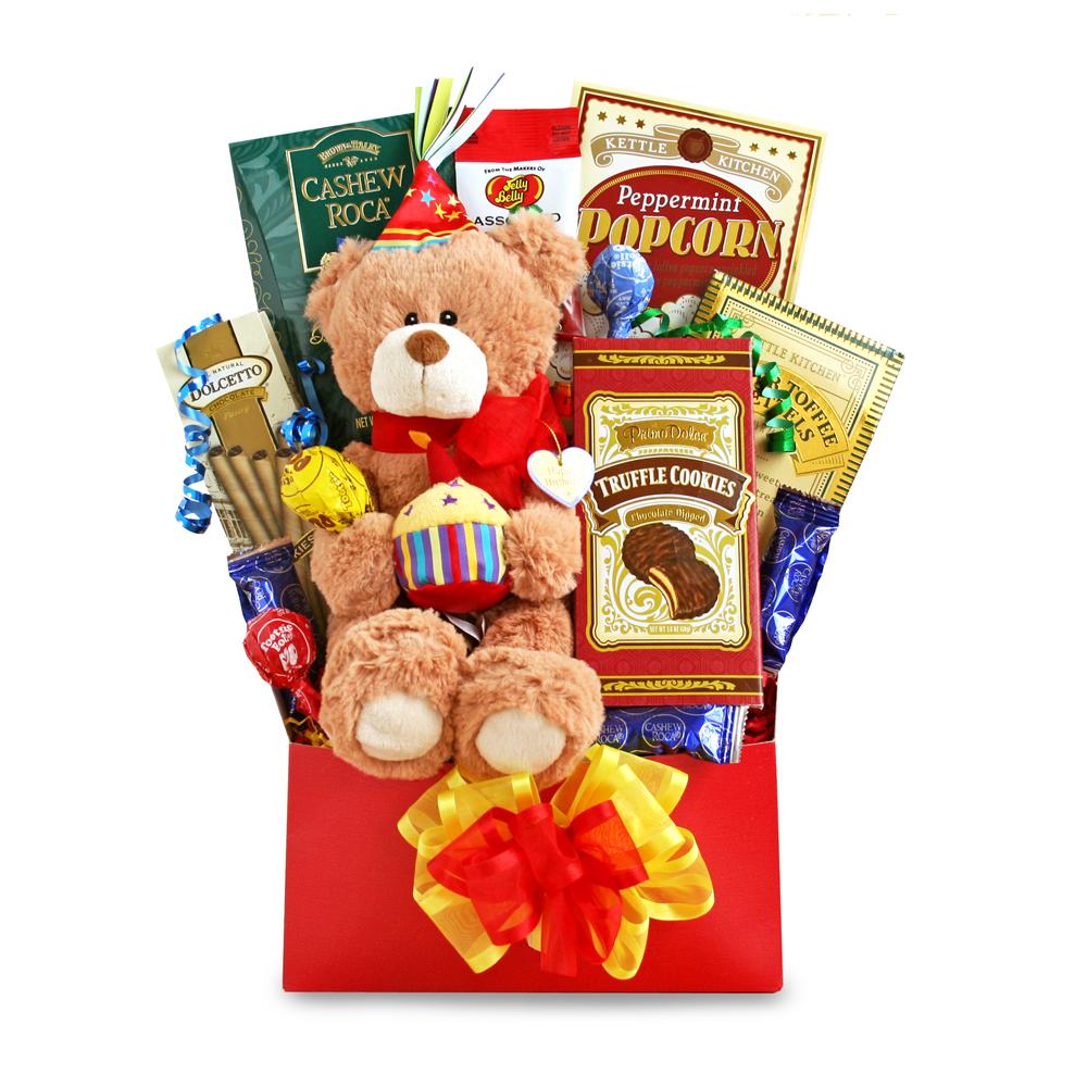 California Delicious Beary Happy Birthday Gift
